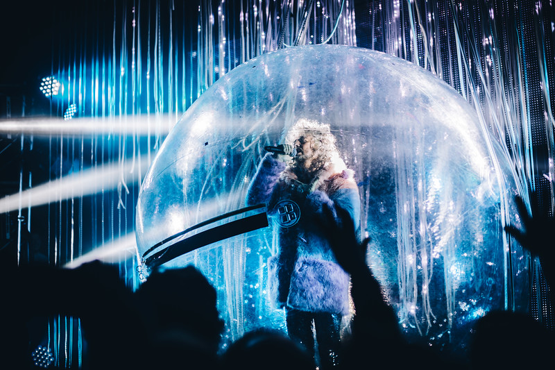 Flaming Lips @ Paris 02.02.2017