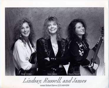 Lindsay, Russell, and James