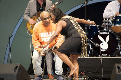 Sharon Jones & The Dap Kings, Playboy Jazz Festival