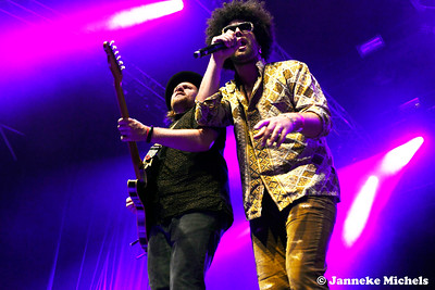 Rilan and the Bombardiers
