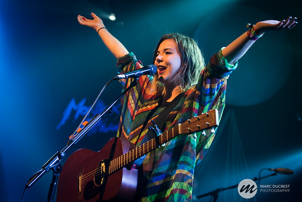Of Monsters and Men  @ the Montreux Jazz Festival