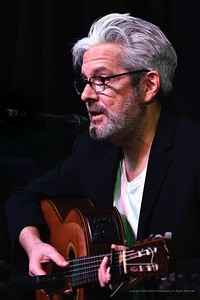 Seamus Egan at the Towne Crier Cafe in Beacon, NY 02-08-2020