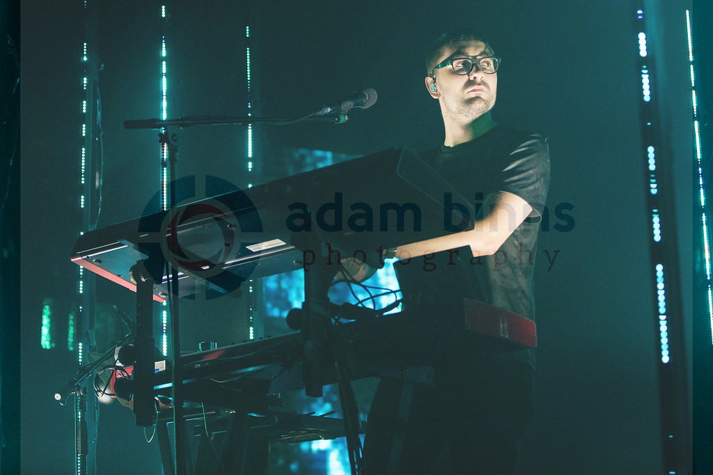 Alt-J, TSB Bank Arena, Wellington. Thursday 14 December 2017. © Copyright, Adam Binns Photography, Dunedin, New Zealand 2017