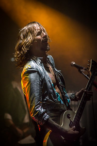Justin Hawkins, The Darkness, Godney Gathering 15.07.17