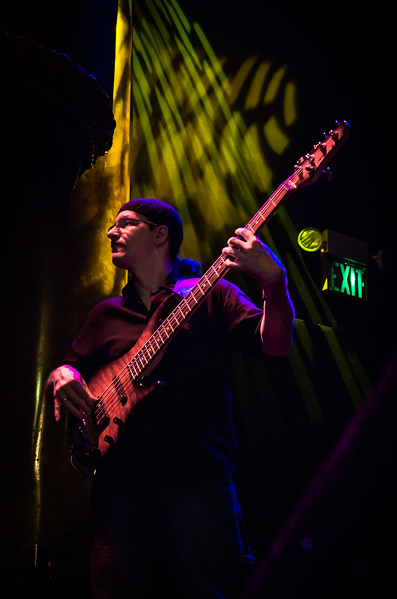 Sonny Landreth's bass player - anyone get his name?  8-)