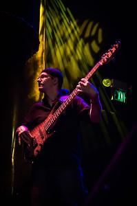 Bass for Sonny Landreth
