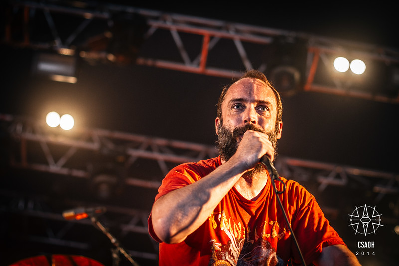 Clutch @ Clisson 21.06.2014