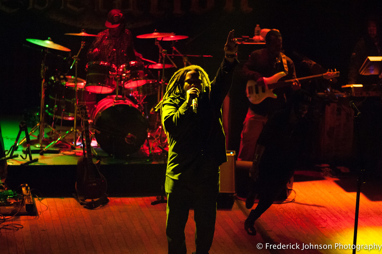 Damien Marley, House of Blues