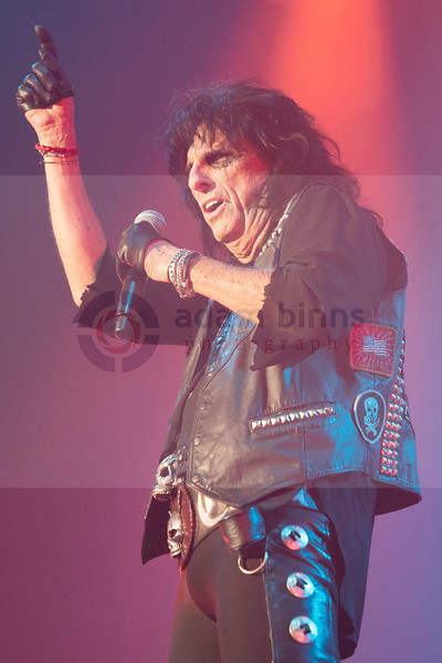 Alice Cooper @ TSB Bank Arena, Wellington, 2017