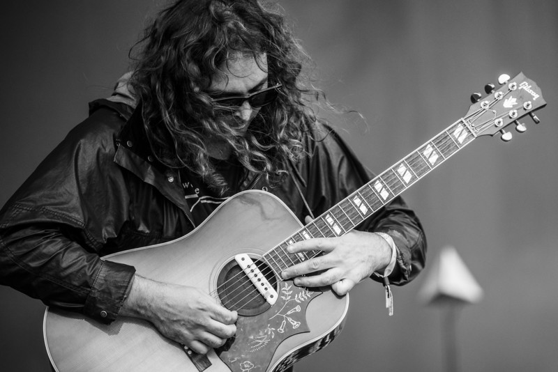 The War on Drugs - Pitchfork Music Festival