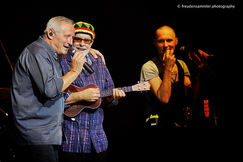 Konstantin Wecker & Band Essen 02.10.2012