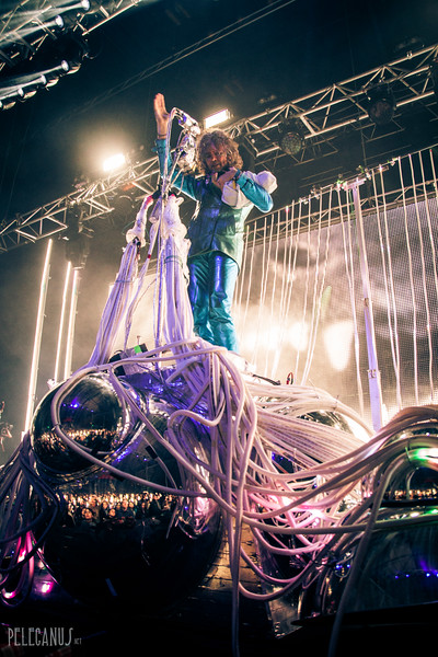 The Flaming Lips @ Paris 24.05.2013