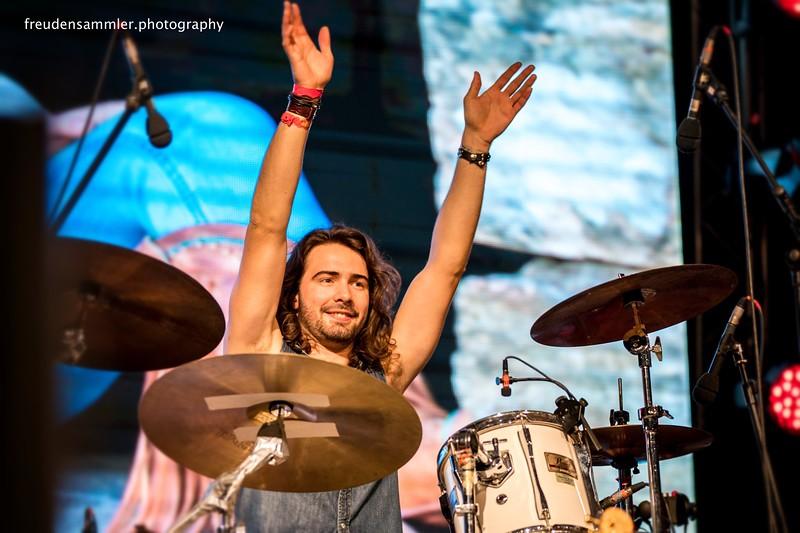 Brian Duke (Jessica Lynn Band) @ Truck Treff Kaunitz 2017 Country Festival