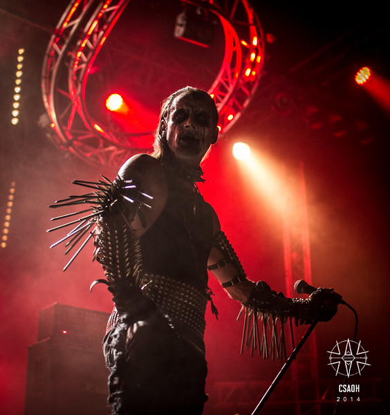 Gorgoroth @ Clisson 21.06.2014