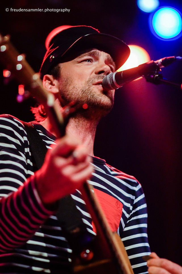 Casey McPherson - Flying Colors Cologne Gloria 16.09.2012