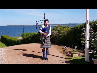 Kyle Cameron 51st Highland Div Commemoration Video, Black Isle, 12 June 2020