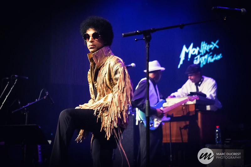 Prince @ the Montreux Jazz Festival 2013
