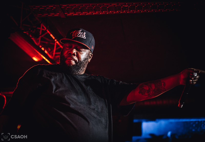 Run The Jewels @ Paris 13.12.2014