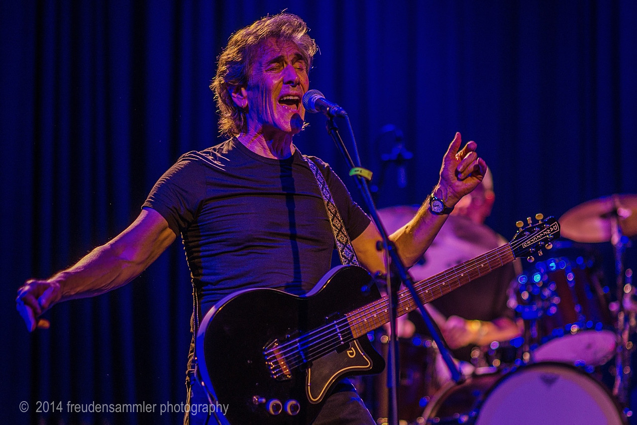 Rick Vito live at Lindenbrauerei in Unna (Germany) Sept 9 , 2014