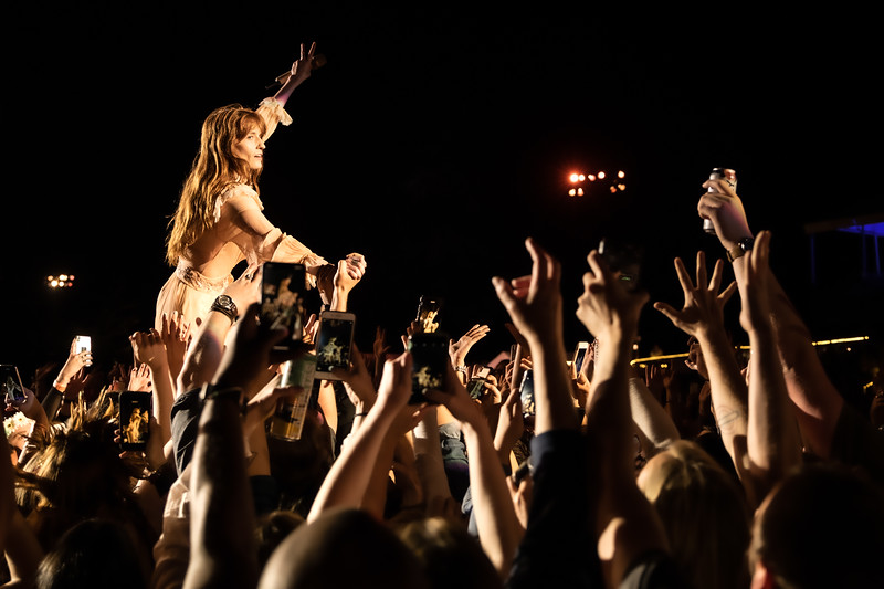 Florence and the Machine - Huntington Bank Pavilion