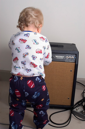 Boy and Amp