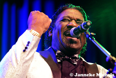Mud Morganfield (Muddy Waters Jr.)