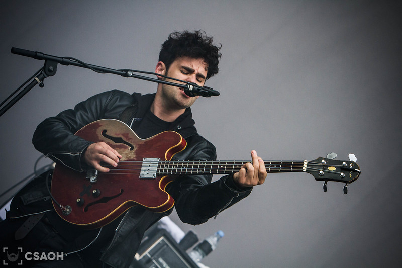 Black Rebel Motorcycle Club @ Paris 24.08.2013