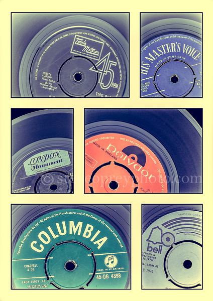 Vinyl Record Labels
