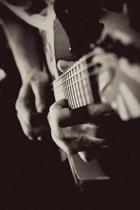 Tracking Guitars