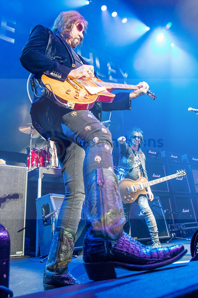 Ace Frehley @ TSB Bank Arena, Wellington, 2017