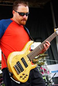 Floored Guitarist