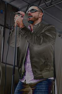 Floored Vocalist