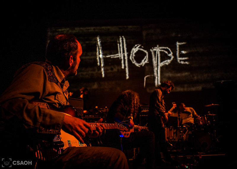 Godspeed You! Black Emperor @ Paris 23.04.2015