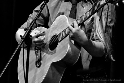 Joan & Joni @ the Towne Crier Cafe 09-16-2018 Allison Shapira (Joan Baez) and Kipyn Martin (Joni Mitchell)