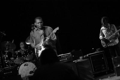 Robert Cray plays The Kent Stage Kent Ohio