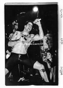 Rollins CBGB 1