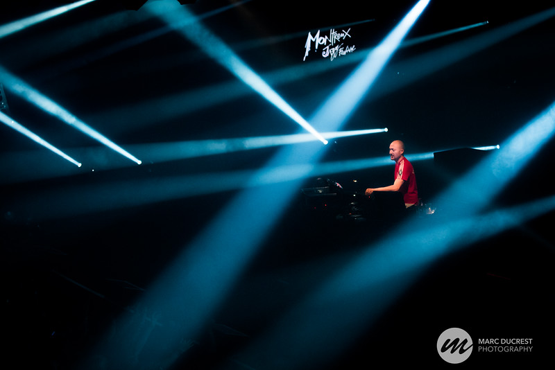 Paul Kalkbrenner @ the Montreux Jazz Festival