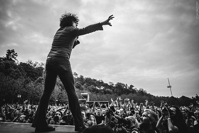 At The Drive In @ Paris 25.08.2017