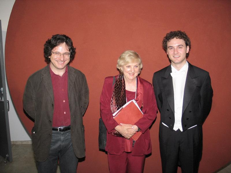 IMG_6834 Giuseppe Albanese Piana Concert, Istitiuto Italiano Di Cultura