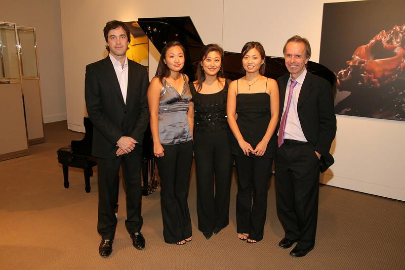 IMG_3325  Leo Frankel Tribute 2007 - Sotheby's