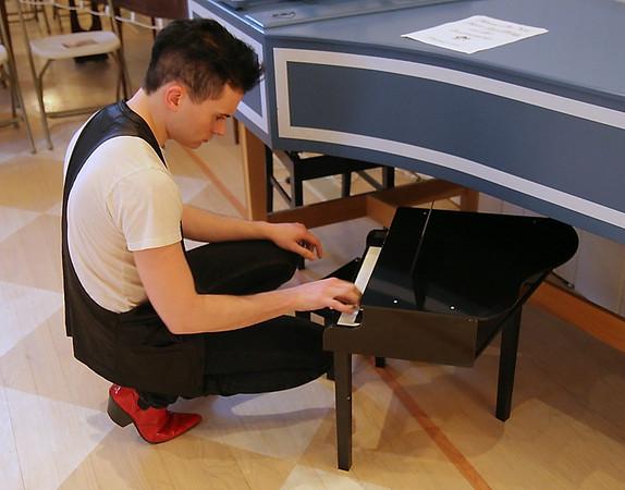 Cameron Carpenter recital April 20, 2009