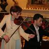 IMG_1613 -   June 14, 2008 Benefactor Concert with  violinist  Elena Kawazu