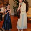 IMG_1612 -   June 14, 2008 Benefactor Concert with  violinist  Elena Kawazu