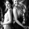 Violin girls 1 web bw