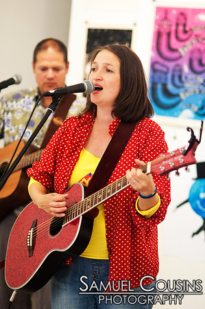 Britta Pejic and Le Frenchmen  The Kids are Alright series was held at Space Gallery, in partnership with the Portland Music Foundation and the Maine Academy of Modern Music (MAMM).
