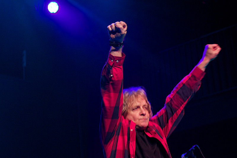 Eddie Money - Ramona Mainstage - 2011-03-19