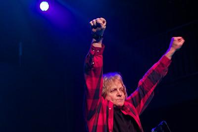 Eddie Money - Ramona Mainstage - 2011-03-19