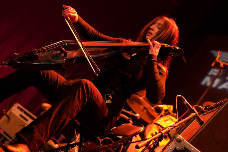 Into the Presence - Ramona Mainstage - January 7, 2010<br /> Ana Lenchantin