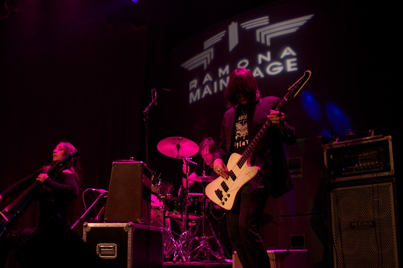 Into the Presence - Ramona Mainstage - January 7, 2010<br /> Ana Lenchantin<br /> Jordon Plosky<br /> Tim Hogan