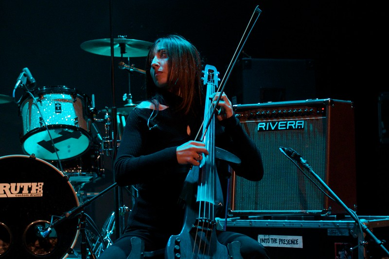 Into the Presence - Ramona Mainstage - January 7, 2010<br /> Ana Lenchantin